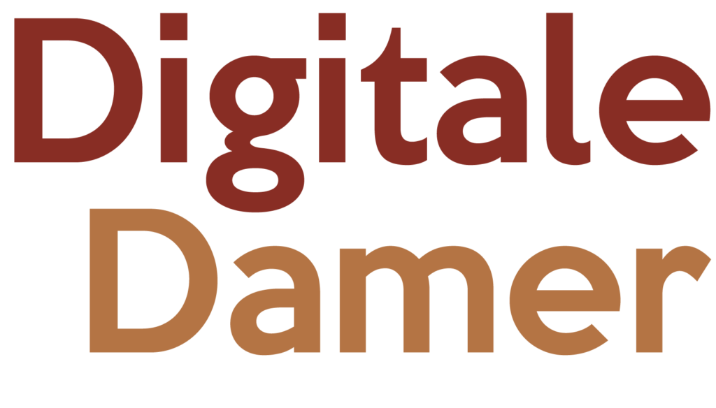 Digitale Damer logo